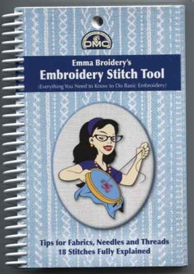 Needles and Things, DMC Emma Broidery's Embroidery Stitch Tool, Needles and Things