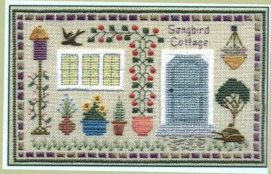 Elizabeth's Needlework Designs, Songbird Cottage, Needles and Things
