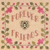 Elizabeth's Needlework Designs, Forever Friends, Needles and Things