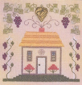 Elizabeth's Needlework Designs, Grapevine Cottage, Needles and Things