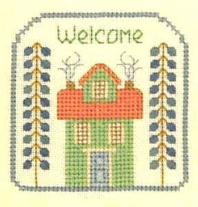 Elizabeth's Needlework Designs, Green House, Needles and Things