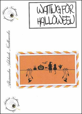 Alessandra Patterns, Waiting For Halloween, Needles and Things