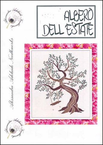Alessandra Patterns, Albero Dell'Estate, Needles and Things