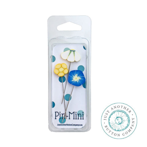 Just Another Button Company, Pin-Mini: Full Bloom (Limited Edition), Needles and Things