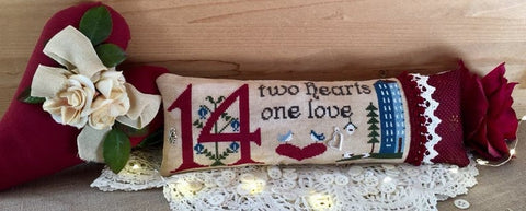 14 Two Hearts one Love