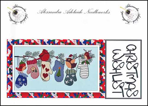Alessandra Patterns, Christmas Wishlist, Needles and Things
