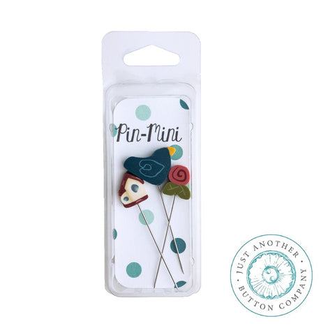 Just Another Button Company, Pin-Mini: Grown with Love, Needles and Things