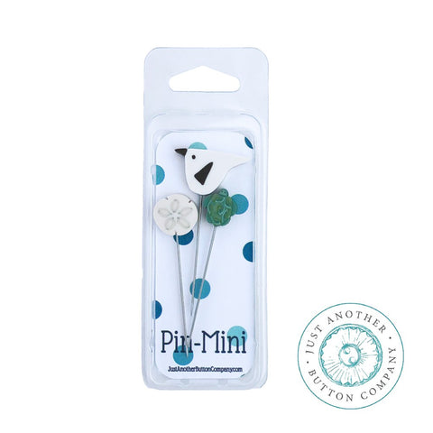 Just Another Button Company, Pin-Mini: By the Sea, Needles and Things