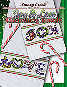 Joy & Love Christmas Towels