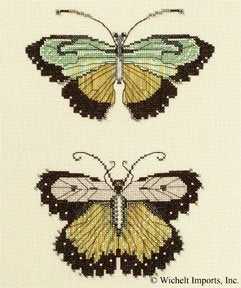 Nora Corbett, Butterflies Of The Meadow, Needles and Things