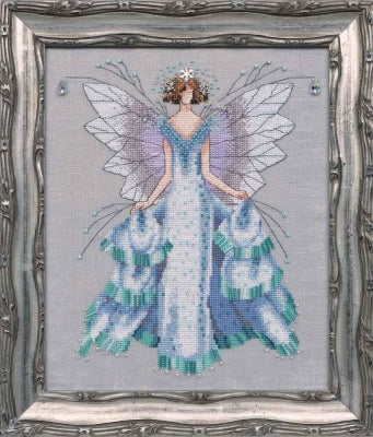 Nora Corbett, Faerie Winter Dream Pixie Seasons Collection, Needles and Things