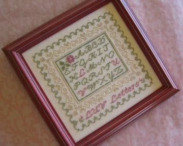 Primrose Needleworks, LUV Letters, Needles and Things