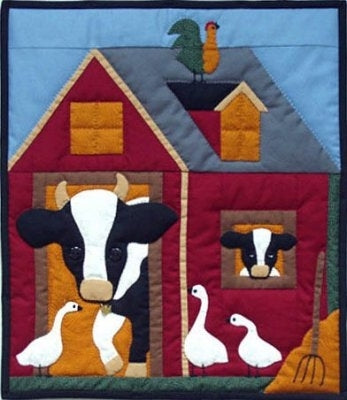 Cows - Wall Quilt