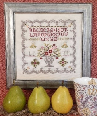 Rosewood Manor Designs, Windam House Sampler, Needles and Things