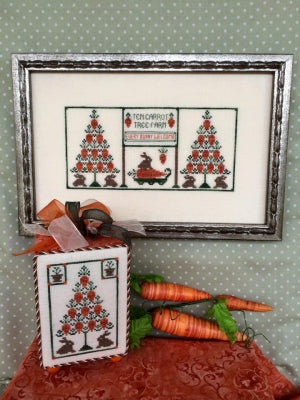 ScissorTail Designs, Ten Carrot Tree Farm, Needles and Things