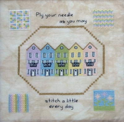 The Stitchers' Village, Ply Your Needle, Needles and Things