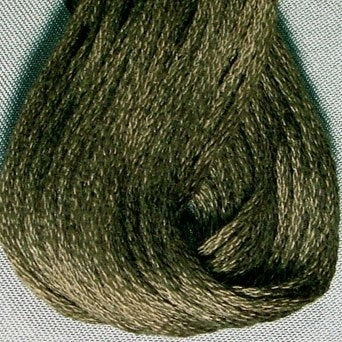 Valdani, Rich Olive Green - VAS12199, Needles and Things