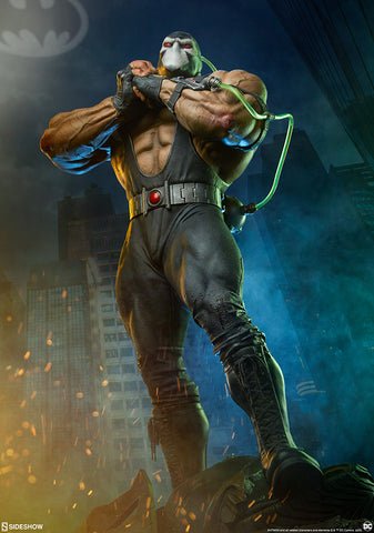 Bane Maquette by Sideshow Collectibles (May 2021 - Jul 2021) 300750