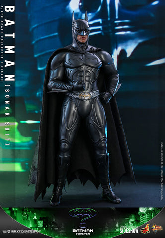 Batman (Sonar Suit) Sixth Scale Figure by Hot Toys (Expected to Ship: Apr 2022 - Jun 2022) 904950