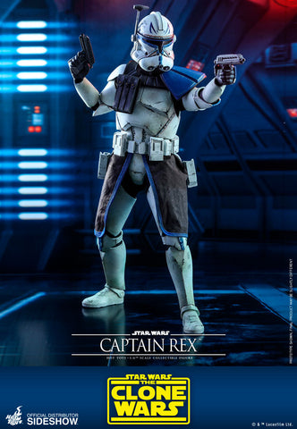 Captain Rex Sixth Scale Figure by Hot Toys (Apr 2021 - Jun 2021) 906349