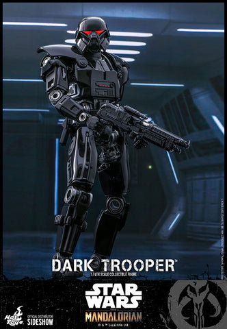 Dark Trooper™ Sixth Scale Figure by Hot Toys (Expected to Ship: Apr 2022 - Jun 2022) 907625