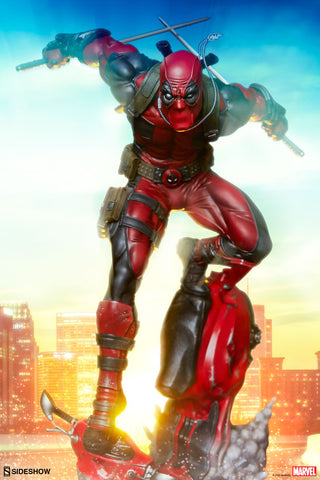 Deadpool Premium Format™ Figure by Sideshow Collectibles (Jul 2021 - Sep 2021) 300690