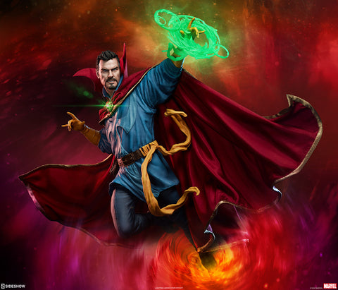 Doctor Strange Maquette by Sideshow Collectibles (February 2021) 300662