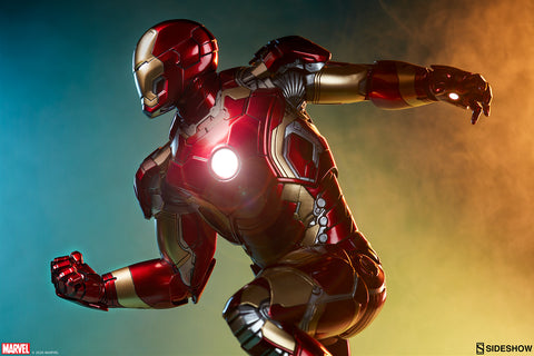 Iron Man Mark XLIII Maquette by Sideshow Collectibles (May 2021 - Jul 2021) 3003532