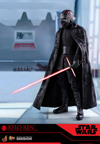 Star Wars: The Rise of Skywalker - Kylo Ren Sixth Scale Figure by Hot Toys (June 2021) 905551