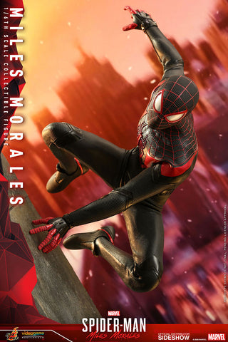 Miles Morales Sixth Scale Figure by Hot Toys (Jan 2022 - Mar 2022) 907275