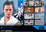 Star Wars: The Rise of Skywalker - Rey and D-O Sixth Scale Figure Set by Hot Toys (June 2021) 905520