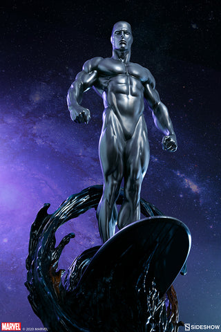 Silver Surfer Maquette by Sideshow Collectibles (Feb 2021 - Apr 2021) 400358
