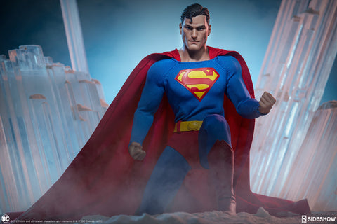 Superman Sixth Scale Figure by Sideshow Collectibles (IN STOCK NOW!) 100224