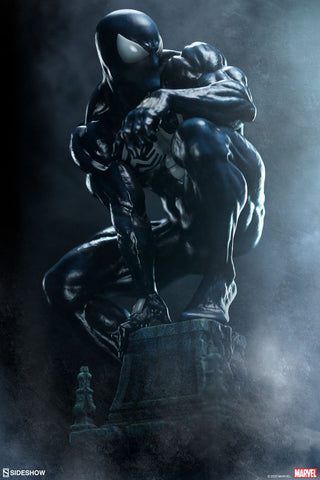 Symbiote Spider-Man Premium Format Figure by Sideshow Collectibles (Aug 2021 - Oct 2021) 300744