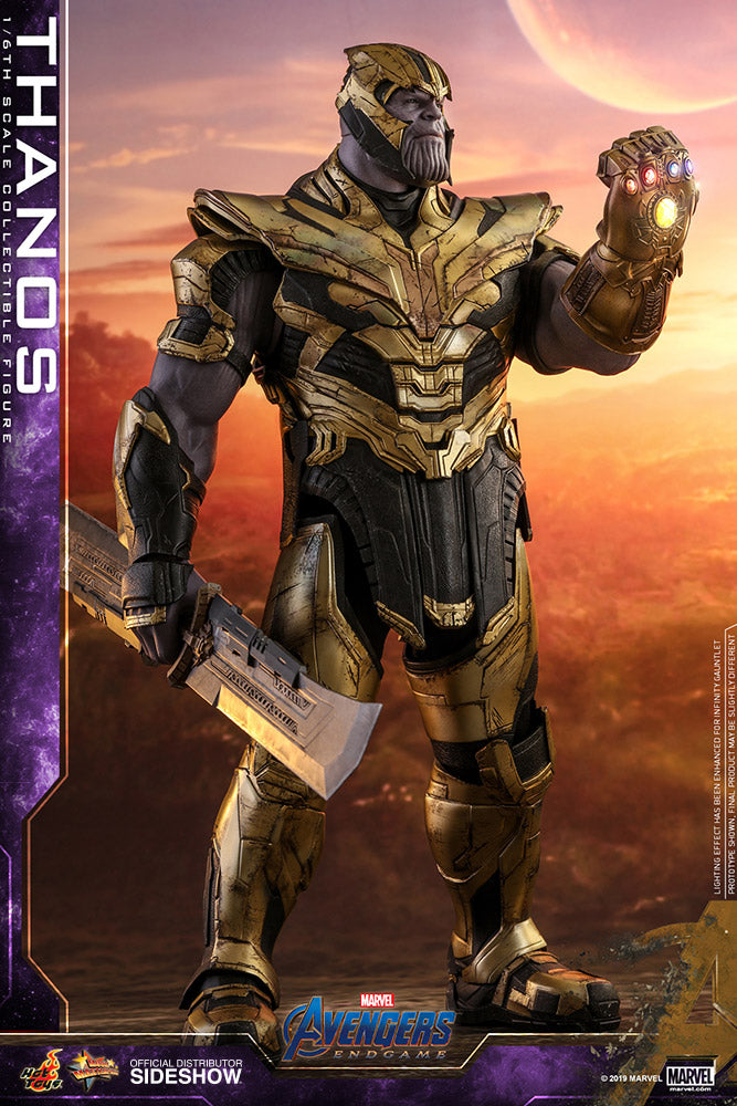 Best Scale 2020 Avengers: Endgame   Thanos Sixth Scale Figure by Hot Toys (January