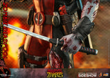 Zombie Deadpool Sixth Scale Figure by Hot Toys (Oct 2021 - Dec 2021) 907337