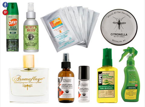 Condé Nast Traveler - Insect Repellents for Every Type of Traveler