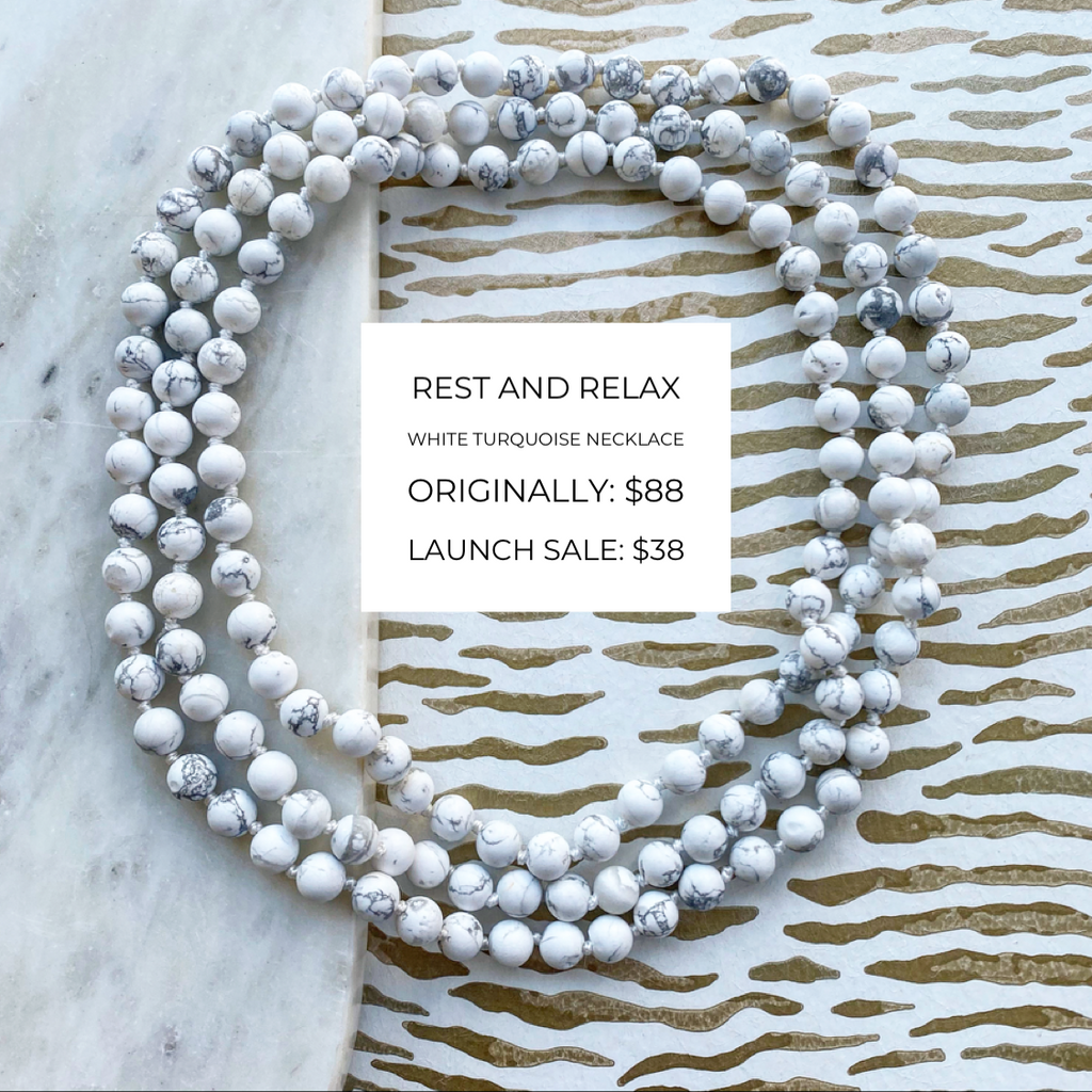 Rest and Relax Necklace