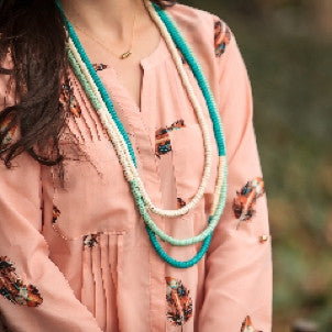 Boho-Chic Necklaces