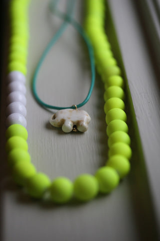 Sour Patch Kids Stretchy Necklaces