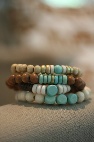 Lakehouse Weekend Bracelets