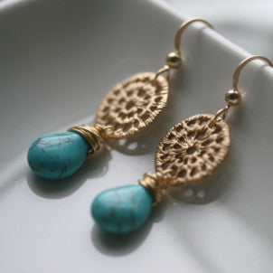 Summer in Spain Earrings