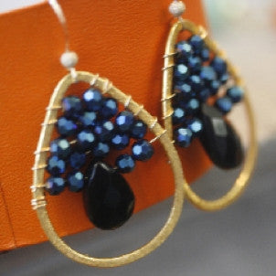 Glitz it up Earrings
