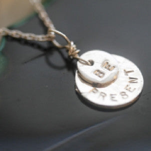 Be Present Necklace