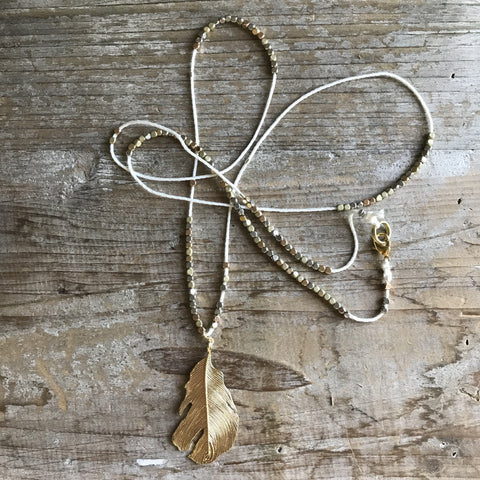 Woodstock Inn Necklace