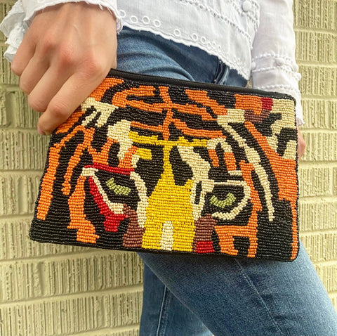 Be Fierce Clutch