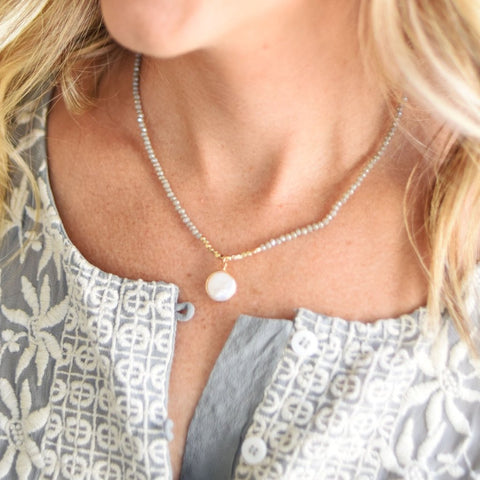 Grand Cayman Necklace