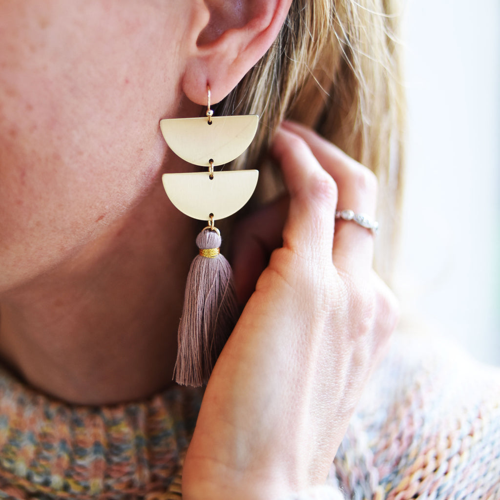 Dina Earrings