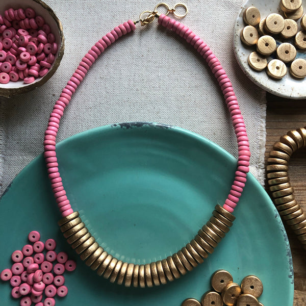 Pink Sands Necklace