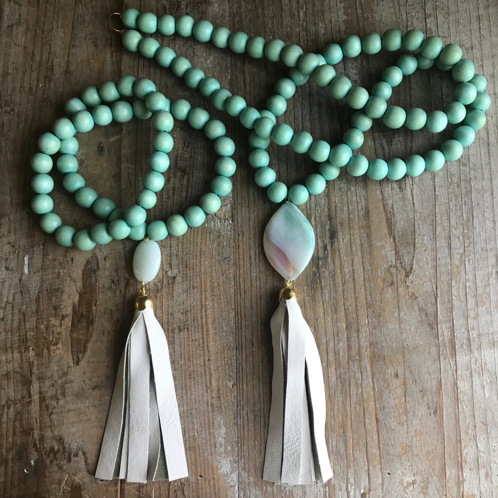 Mama & Me Tassel Necklaces
